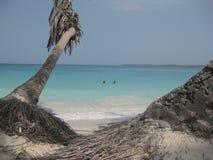 Colombia Playa Blanca Arkivfoton