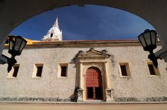 Colombia, View on the old Cartagena Stock Photo