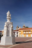 Colombia, View on the old Cartagena Royalty Free Stock Photography