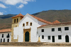 Colombia, Villa de Leyva Stock Photography