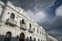 Colombian architecture details in Popayan Royalty Free Stock Images