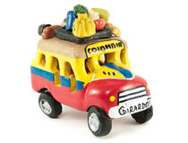 Colombian Bus or Chiva Royalty Free Stock Image