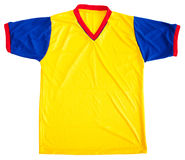 Colombian football shirt Stock Images