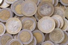 Colombian money Stock Photo