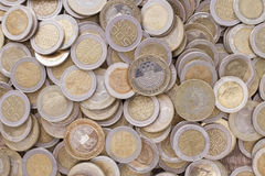 Colombian money Royalty Free Stock Images