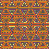 The Colombian national pattern Stock Images