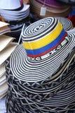 Colombian sombrero royalty free stock photos