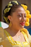 Colombian woman Stock Photography
