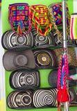 Colombiansk sombrero Royaltyfri Fotografi