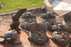 colombianska hantverk Arkivbilder