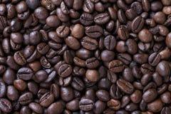 Colombianskt grillat kaffe i massa royaltyfria bilder