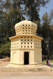 Colombier au palais d'été de Sultan Tipu photographie stock