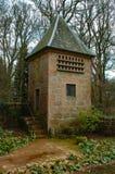 Colombier de château de Crathes Photographie stock