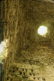 Colombier de prieuré de Penmon, Anglesey, Pays de Galles, Royaume-Uni – inte Photographie stock libre de droits