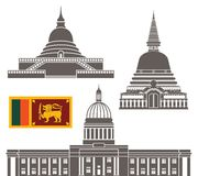 Colombo Royalty Free Stock Images