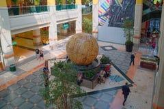 Colombo Center, Lissabon, Portugal royalty-vrije stock foto