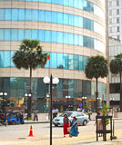 Colombo del centro La Sri Lanka Fotografie Stock