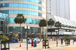 Colombo do centro Sri Lanka Fotografia de Stock