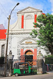 Colombo Dutch Reformed Church, Sri Lanka Stock Photography