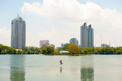 Colombo landscape, Sri Lanka Royalty Free Stock Photography