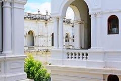 Colombo National Museum Sri Lanka arkivbild
