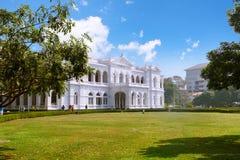 Colombo, Sri Lanka - 11 de fevereiro de 2017: O Museu Nacional de Colombo tem uma coleção rica de artes asiáticas Foto de Stock