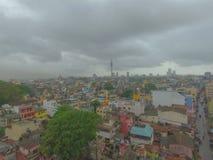 Colombo srilanka copter camera image Royalty Free Stock Image