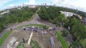 Colombo srilanka stock video