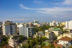 Colombo stad Arkivbild