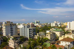 Colombo-Stadt Stockfotografie