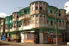 Colon apartments, Panama City Stock Photos