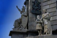 Free Colon Barcelona Royalty Free Stock Image - 37405316