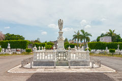 Colon Cemetery graves and tombs Royalty Free Stock Photography