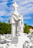 The Colon cemetery in Havana Royalty Free Stock Photo
