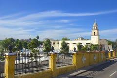 The Colon Cemetery, Havana, Cuba Royalty Free Stock Photo