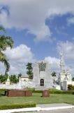 The Colon Cemetery in Vedado on 29 November 2015 in Havana, Cuba Royalty Free Stock Photos