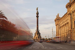 Free Colon Statue Royalty Free Stock Images - 8966119