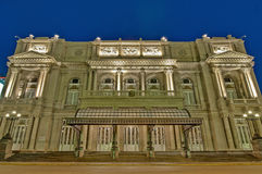 Colon Theatre at Buenos Aires, Argentina Stock Photos