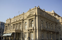 Colon Theatre, Buenos Aires, Argentina. Stock Photography