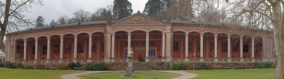 Colonada em Baden-Baden Imagem de Stock Royalty Free