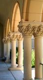 Colonade de piedra Fotografía de archivo libre de regalías
