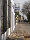 ColoniaÂ的街道 免版税库存图片