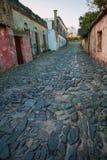 Городок Colonia старый Стоковая Фотография