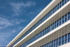 Italian rationalist architecture Stock Photography