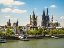 Colonia, Alemania Foto de archivo libre de regalías