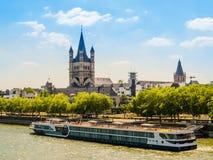 Colonia, Alemania Fotos de archivo libres de regalías