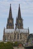 Colonia - cattedrale di Colonia Fotografia Stock Libera da Diritti
