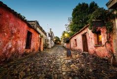 colonia del萨加门多 免版税库存图片