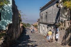 colonia del萨加门多 库存照片