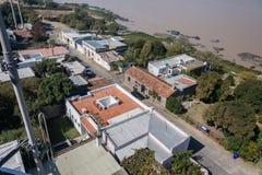 colonia del萨加门多 免版税库存照片